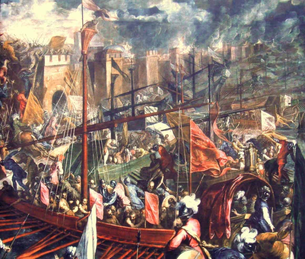 5 Reasons Why The Byzantine Empire Finally Collapsed Fall Of Constantinople Byzantine Empire Crusades