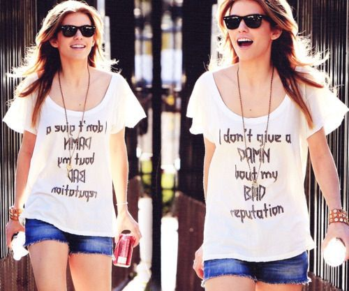Freaks and Geeks shirt (: