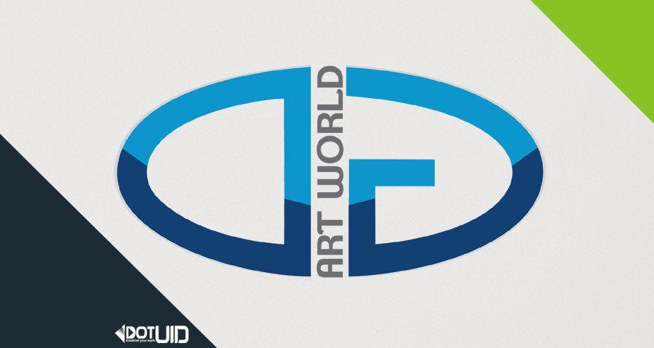 تصميم شعار لشركة عالمية دي جي دوت يو اي دي شركات تصميم مواقع الكترونية Corporate Logo Design Corporate Logo Logo Design