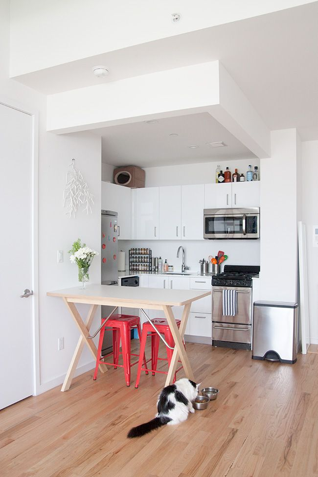 white kitchen lifestyle apartment spruce up pinterest front