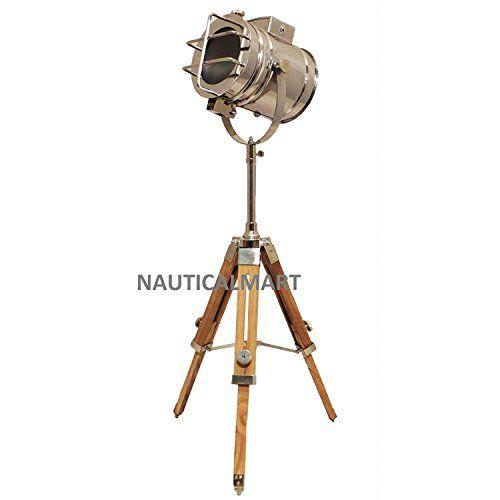 Urban Designs Director S Studio Spotlight Adjustable Tabl Https Www Amazon Com Dp B06xtq24pc Ref Cm Sw R Pi Dp X Ep51yb7 Table Lamp Tripod Table Lamp Lamp