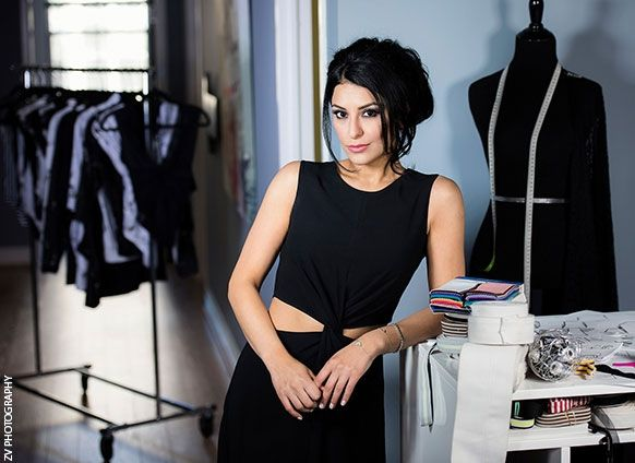 How Tala Raassi Found Freedom Through Fashion   A repressed upbringing in Iran didn't hold her back from launching a successful swimsuit line.