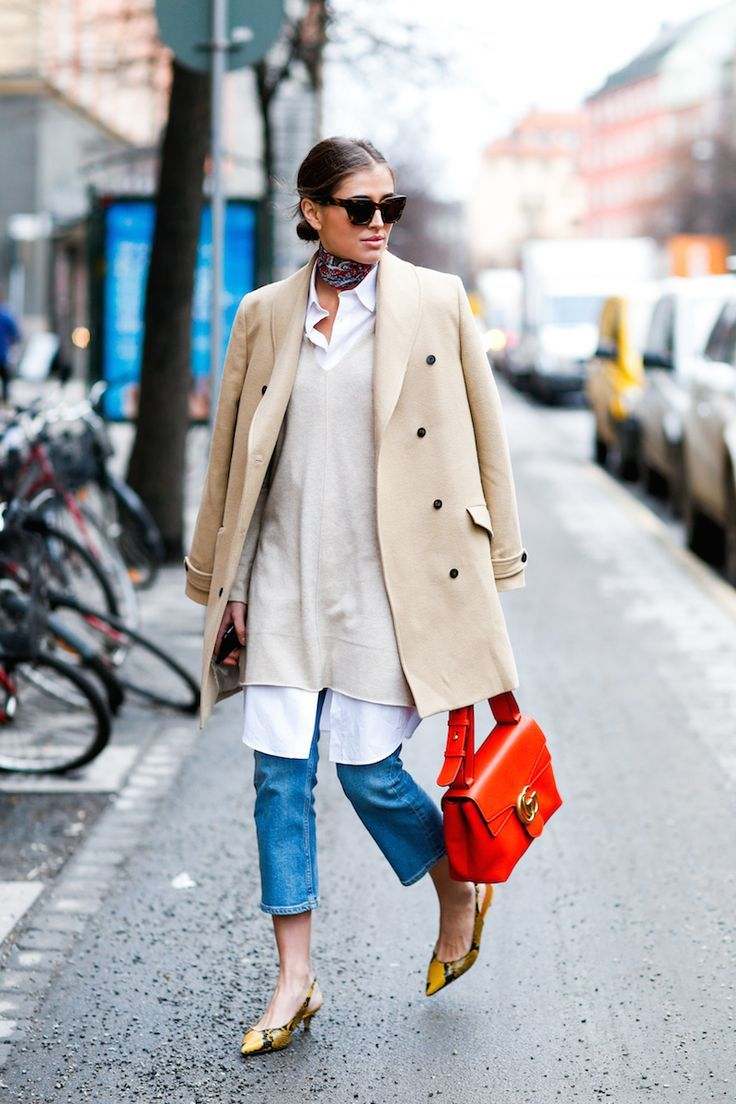 4 office proof fall outfit ideas to try now | red style, street