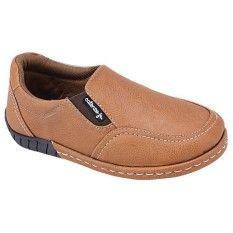 Sepatu Balita Sepatu Anak Laki Laki Catenzo Junior Cfd 062 Tan
