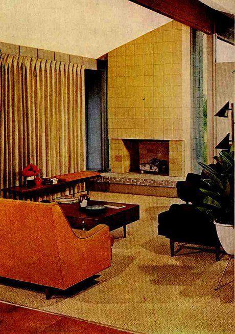 Go Mod! Part 1: Mid Century Modern Window Treatments ...