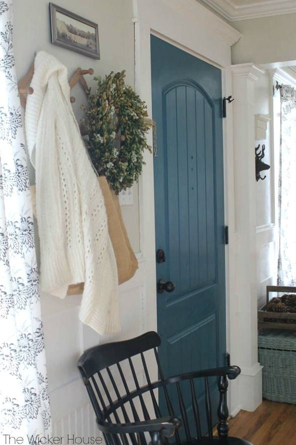 try this 8 colors you can paint an interior door for the home rh pinterest com