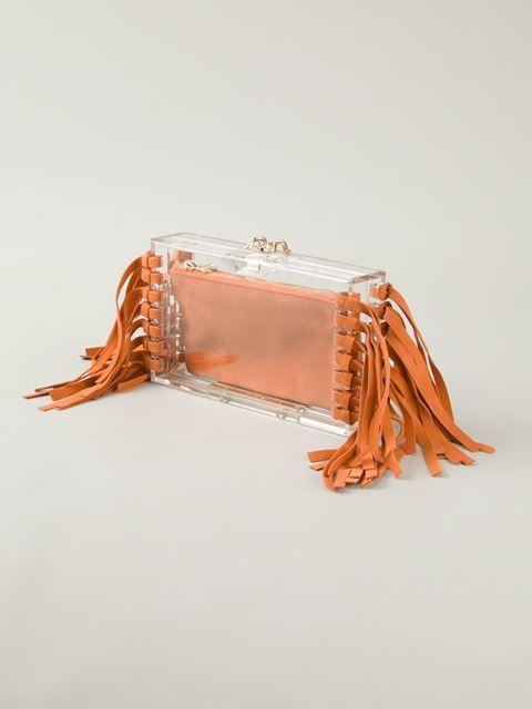 Charlotte Olympia 'Pandora' clutch