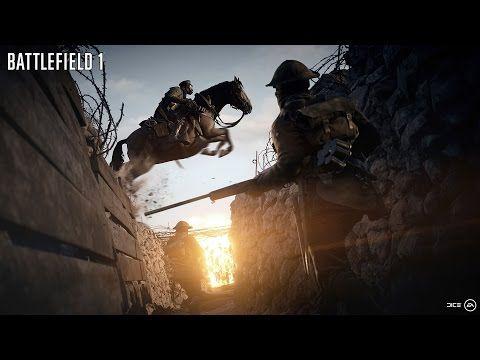 Battlefield 1 Trailer Oficial De Gameplay Youtube Battlefield