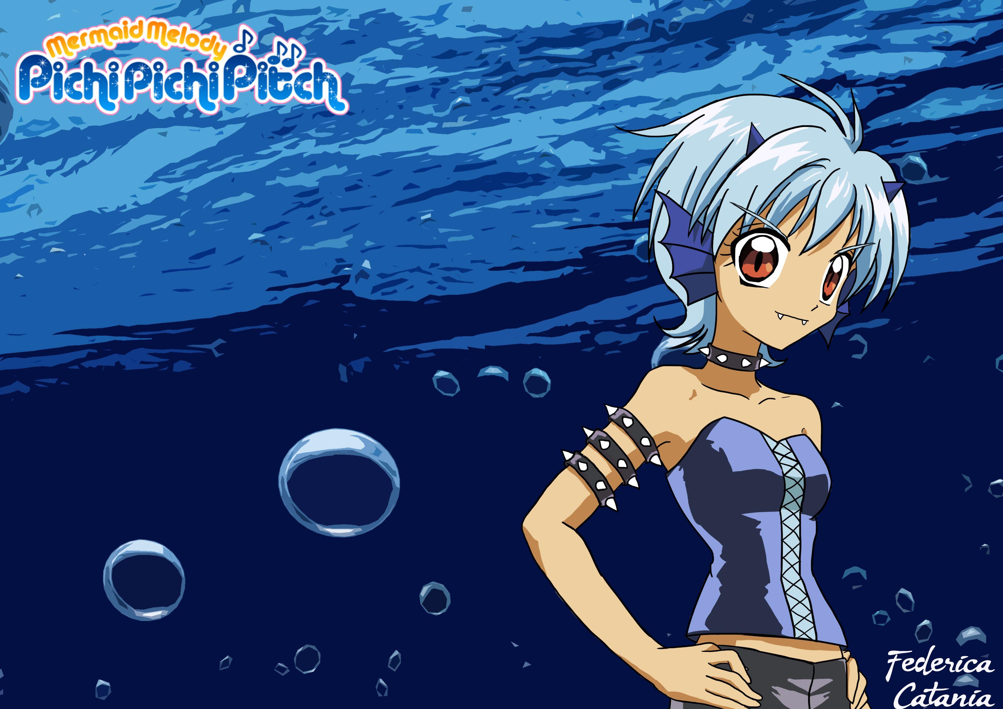 Mimi Black Beauty Sisters Mermaid Melody Pichi Pichi