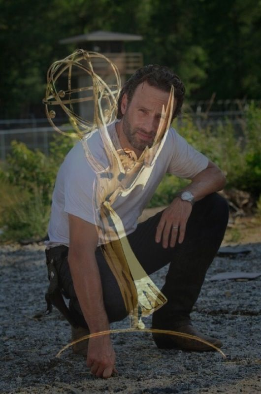 Emmy for Andrew