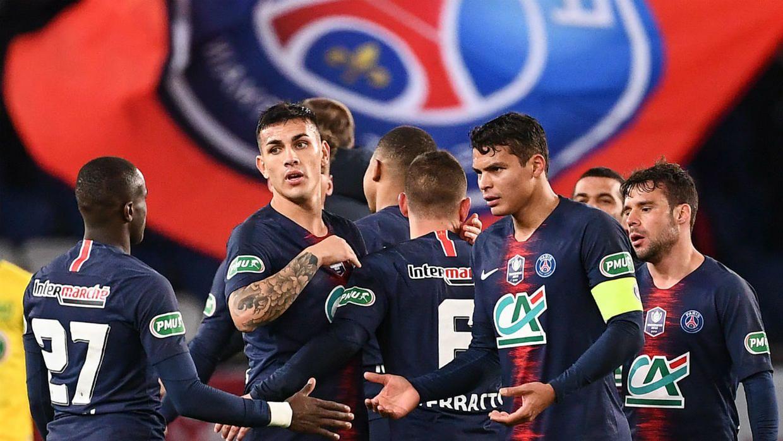 Paris SaintGermain crowned champions of France's Ligue 1