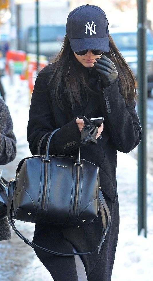 If You Re Cappy And You Know It Kendall Jenner Black Days Kendall Style Kendall Jenner Outfits Kendall Jenner Style