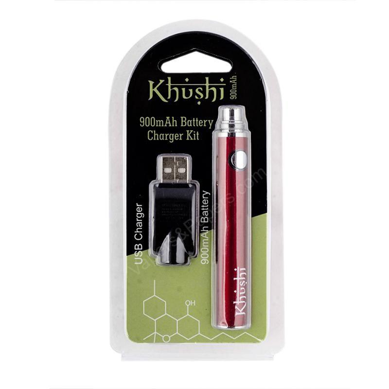 Khushi 650 Battery W Usb Charger 650mah Variable Voltage Battery Usb Battery Usb Chargers