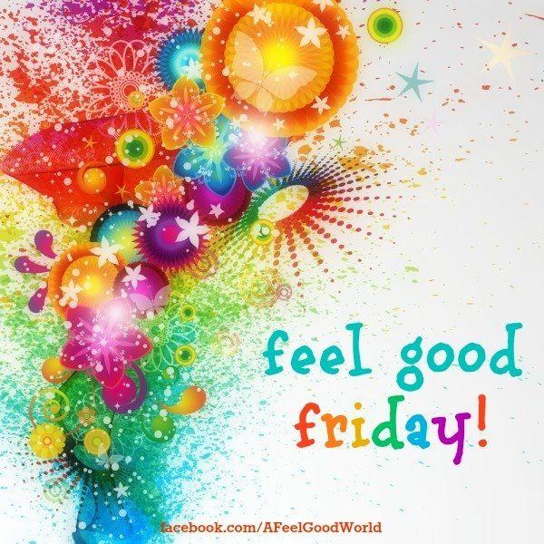 Feel good friday via happy
