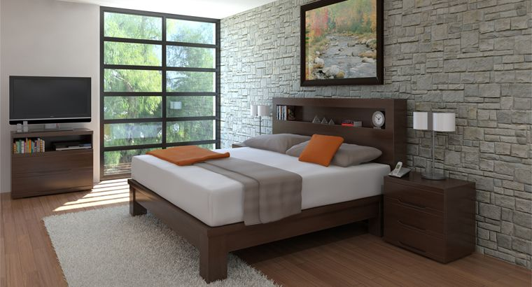 Muebles Garza I Fabricantes de Recámaras 100 de Madera en Monterrey - recamaras de madera modernas