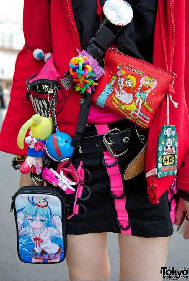 Anime fashion accessories - Japanese fashion  cea380d08917