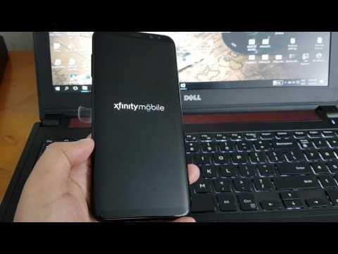 Unlock network Samsung Galaxy S8 Plus Xfinity Comcast G955U