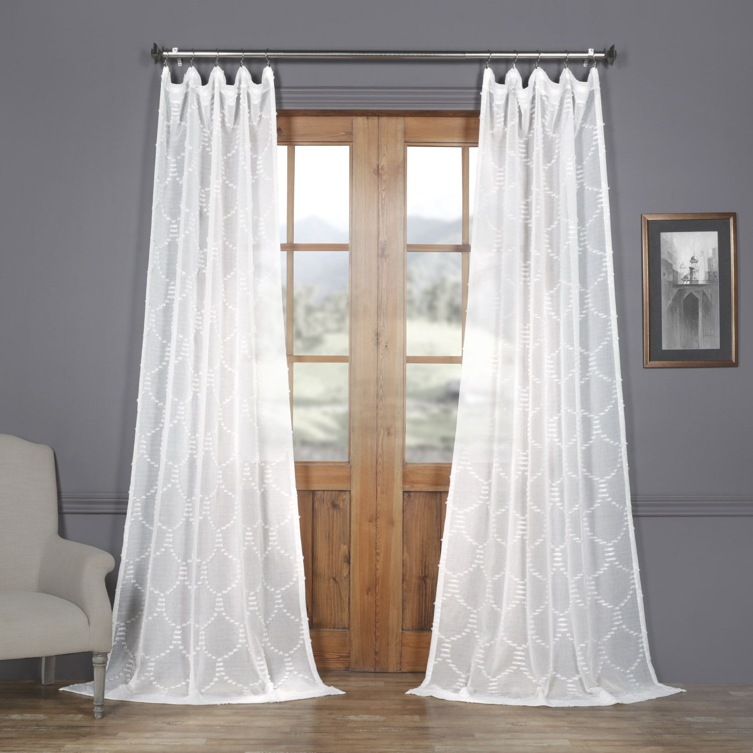 beautiful sheers curtains jcpenney drapes pinch elegant pleated sears panels sheer window banota