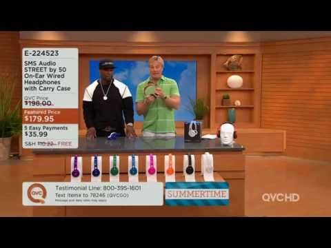 50 cent Curtis Jackson on QVC 5-23-13