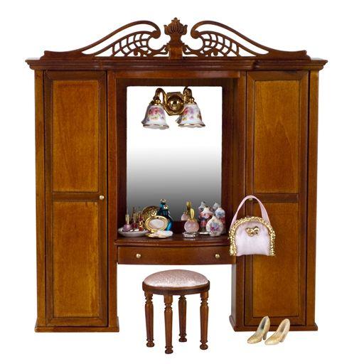 dollhouse miniature 1.507//0 Reutter 1//12 scale 6pcs//pk White Porcelain Tiles