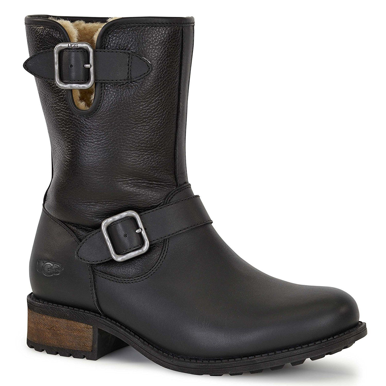 UGG Chaney Leather Women's Calf length Boots