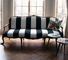 All Things Black And White Home Decor