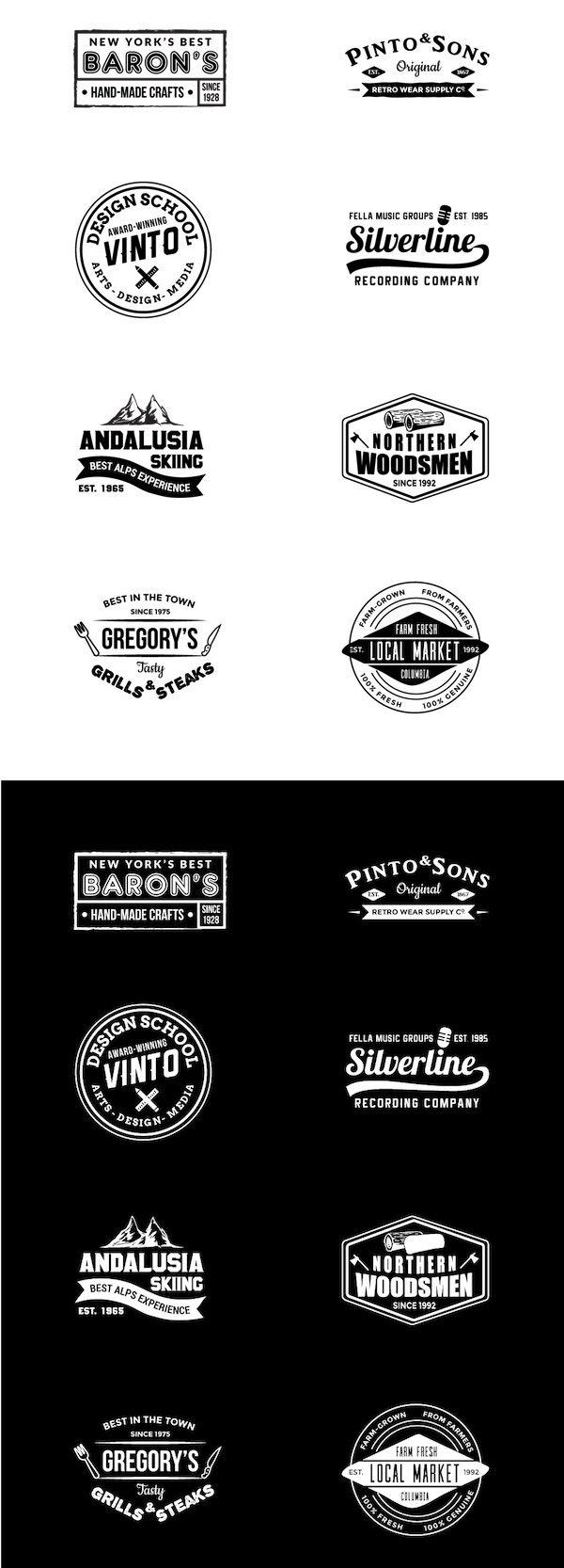 free logo design templates logo ideas pinterest logo templates