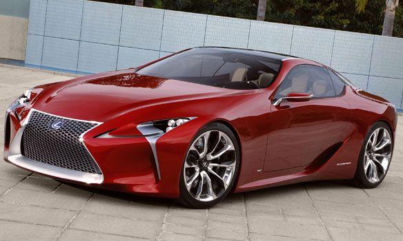 Lexus Lf Lc Hybrid Sport Coupe Concept Vehicle Lexus Sports Car Lexus Sport Lexus Cars