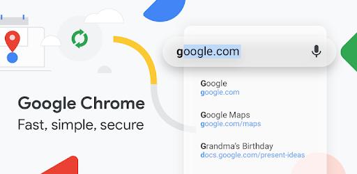 Google Chrome متصفِّح ويب سريع وآمن وسهل الاستخدام تم