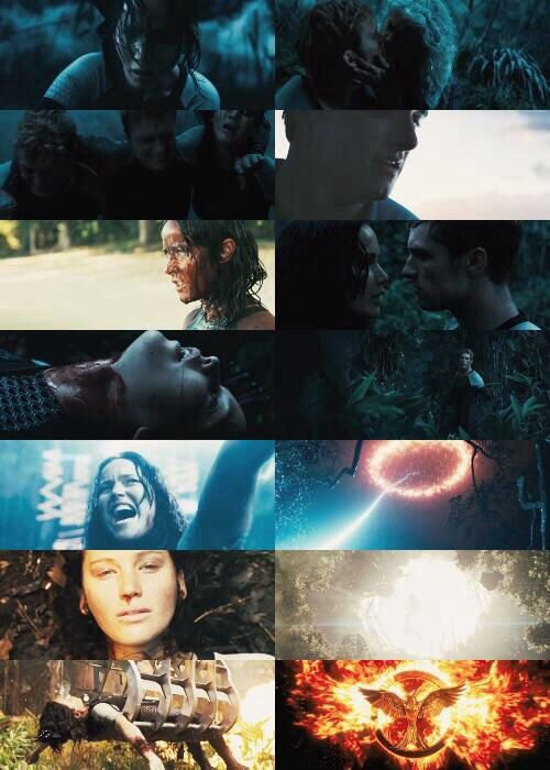Catching Fire stills
