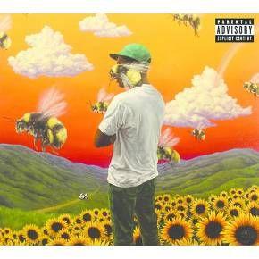 Tyler The Creator – Flower Boy [Explicit] (CD) 4K