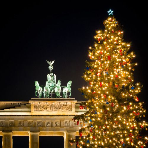 Berlin Weihnachten Berlin Frohes Weihnachtsfest Weihnachten