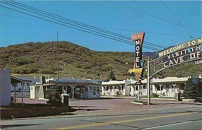 Okla Texa Motel Us Highway 24 Manitou Springs Colorado 1950s Postcard Manitou Springs Colorado Colorado Manitou Springs