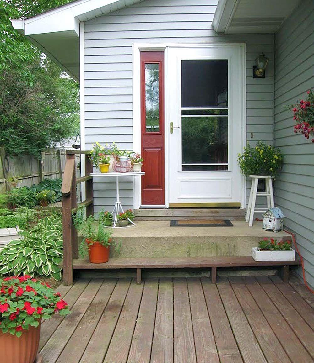 Unique Patio And Small Porch Ideas
