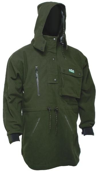 Ridgeline Monsoon Elite Waterproof Smock Jacket Green