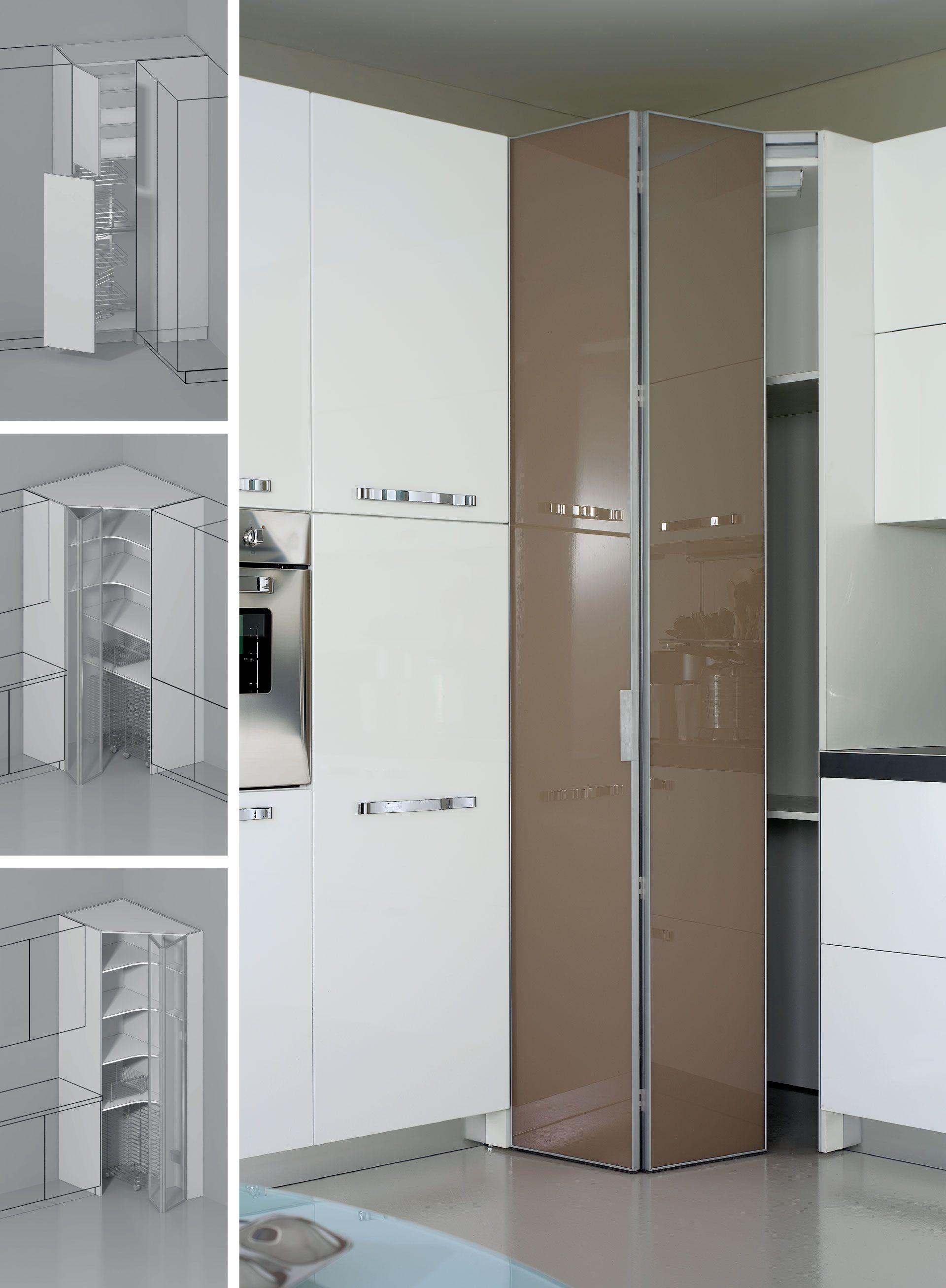 Immagine idee per la casa nel 2019 cucine dispensa for Ikea dispensa