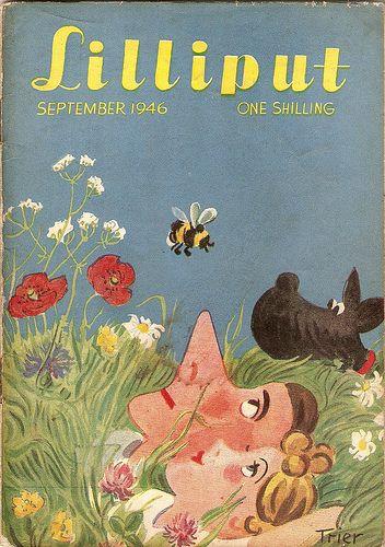 'Lilliput' magazine, Sept. 1946