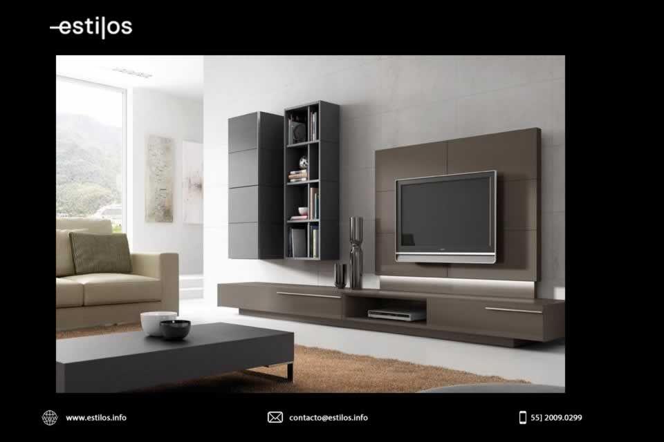 Pin de jessica espinoza en mueble tv - Muebles de tele ...