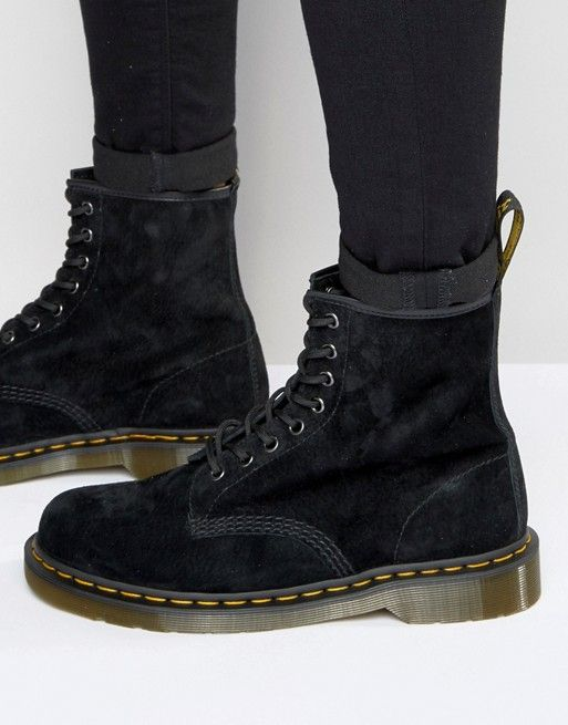 Dr Martens 1460 8 Eye Suede Boots in 2019  3d85a8478