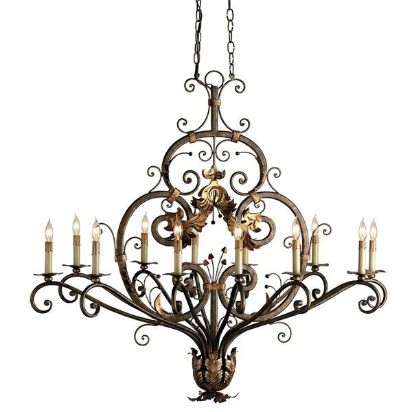 Pin By My Two Designers On Polyvore Traditional Chandelier Chandelier Large Foyer Chandeliers