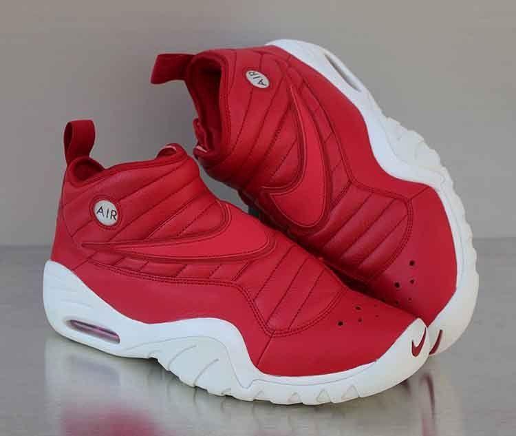 9f500be314e Nike Air Shake NDestrukt Dennis Rodman Red White 880869-100 Men s Size 13   Nike  BasketballShoes