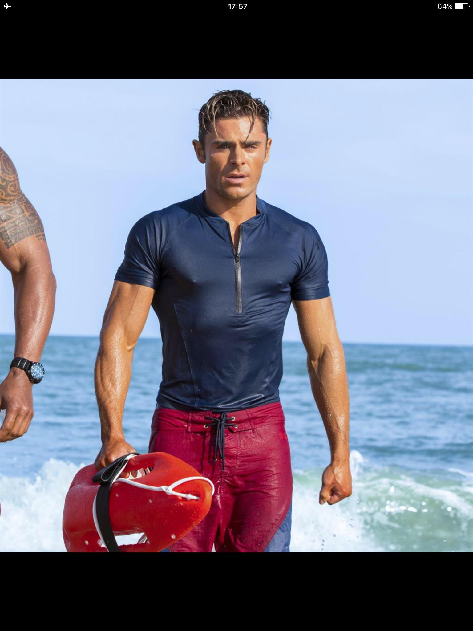 Baywatch in 2019 | Zac efron, Baywatch, Actor