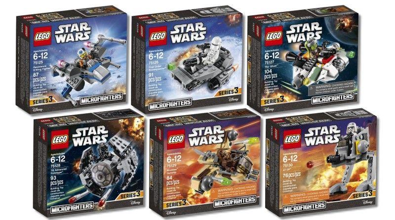star_wars_microfighters02 | LEGO | Pinterest | Lego star wars, Lego ...