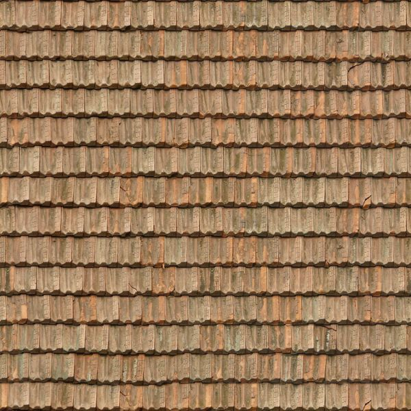 Roof Textures Seamless Slightly Worn Roof Texture Of