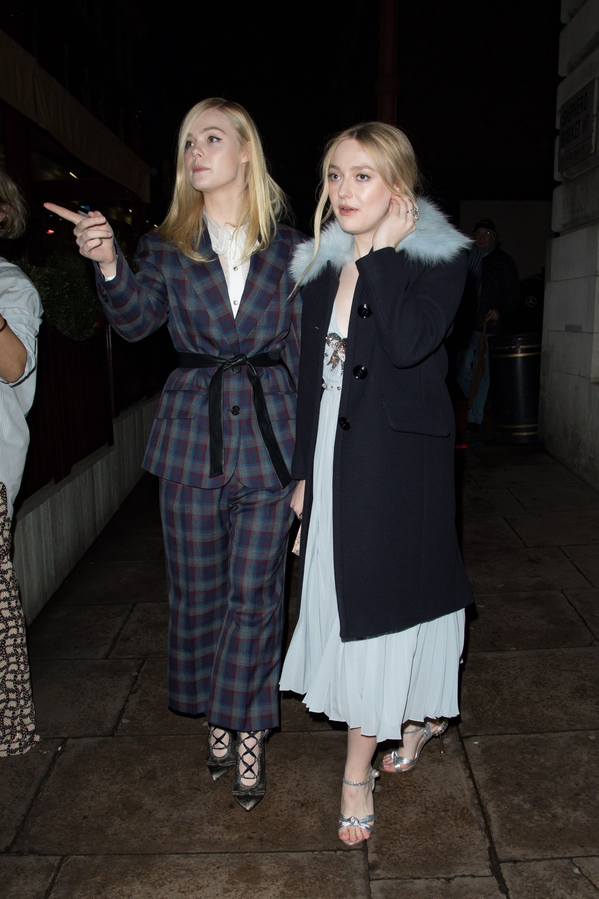 Pin on Fanning sisters