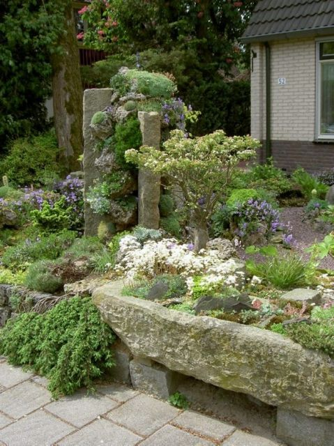 Image Result For Alpine Garden Design Good Gracious Garden Inspiration Alpine Garden Design