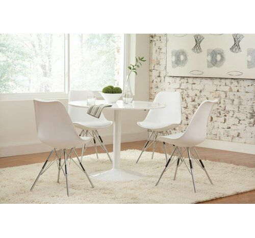 Groovy Pazarli 5 Piece Dining Set In 2019 Sf Ml Round Dining Beatyapartments Chair Design Images Beatyapartmentscom