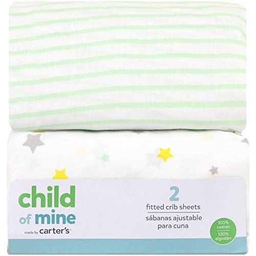Top 10 Child Of Mine By Carters Crib Beddings Of 2019