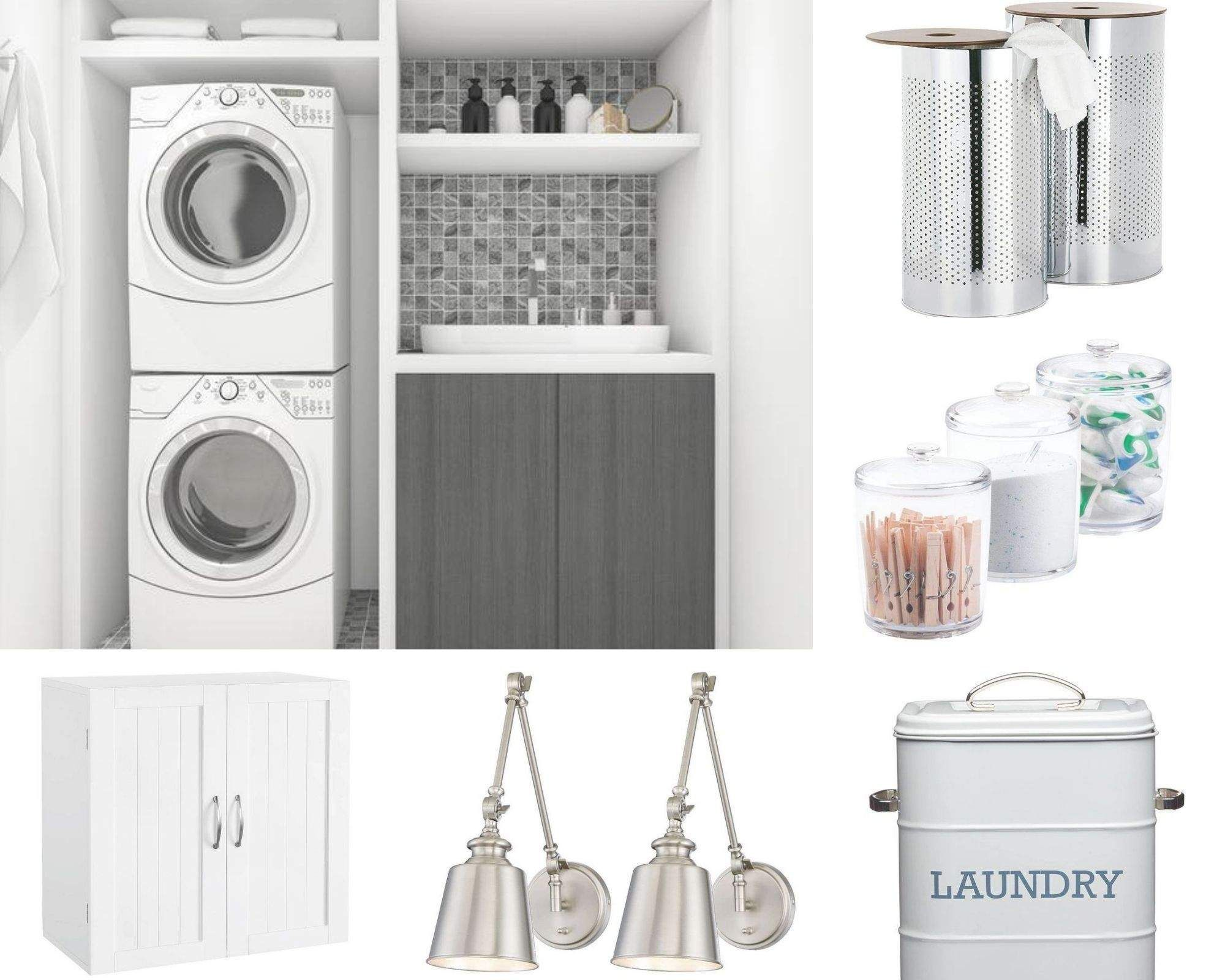 25 Best Hampers And Other Laundry Room Items In 2020 Room Accessories Laundry Room Laundry
