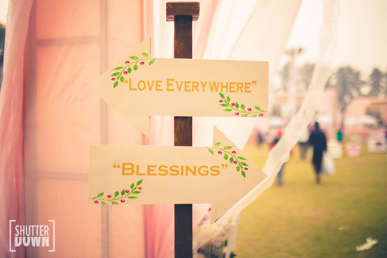 Love all around!  [NIKITA + SAHIL, Delhi Wedding]